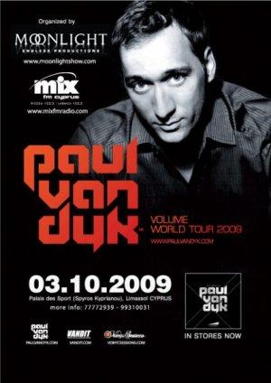 Paul Van Dyk Postponed