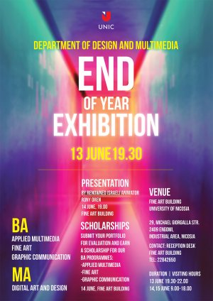 Cyprus : End of Year Exhibition