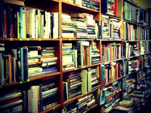 Cyprus : Secondhand Book Market