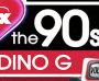 Mix FM's I Love the 90s with Dino G - Vol.8