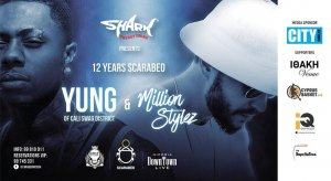 Cyprus : Yung of Cali Swag District & Million Stylez