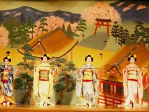 an overview of kabuki a japanese theater form