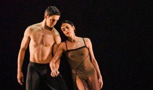 Cyprus : Woolf Works - The Royal Ballet